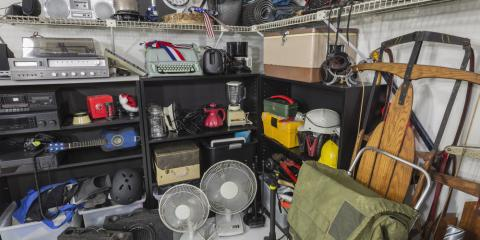 3 Clever Tips for Packing Your Garage: KY's Local Movers Share, Covington, Kentucky
