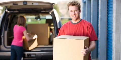 3 Moving Situations Where a Storage Unit Is Essential, Cincinnati, Ohio