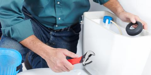 3 Common Toilet Issues & How to Fix Them, Lakeville, Minnesota