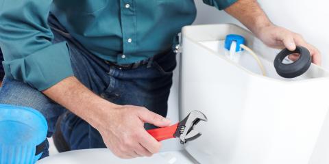 4 Reasons You Might Need Toilet Repair, Canyon Lake, Texas