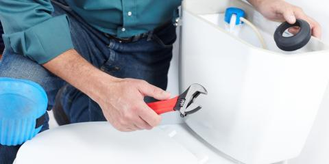 Common Causes of Leaking Toilets, Edgewood, Kentucky