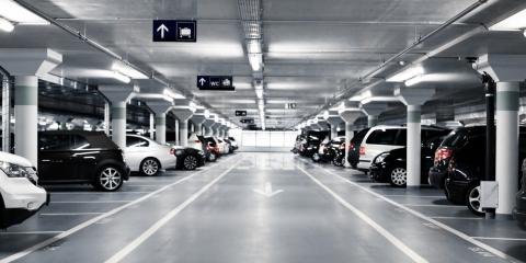 3 Perks of Using a Parking Garage, ,