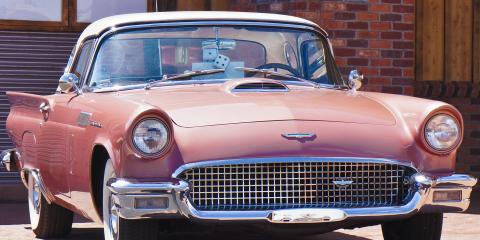 How Cars in the 1950s Shaped Auto History, Charlotte, North Carolina