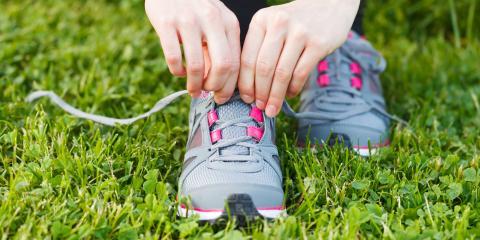 How to Keep Feet Sweat-Free & Smelling Fresh, High Point, North Carolina