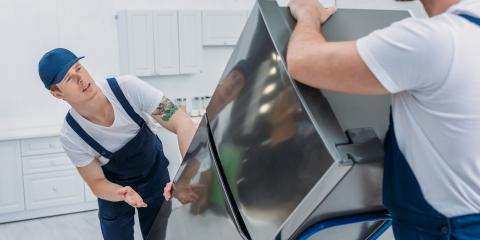 3 Ways to Prepare Appliances for a Move, Cincinnati, Ohio