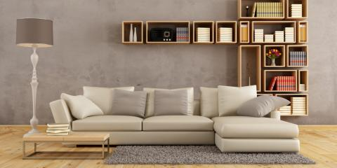 How to Choose Between Leather & Fabric Sofas, Fairview Heights, Illinois