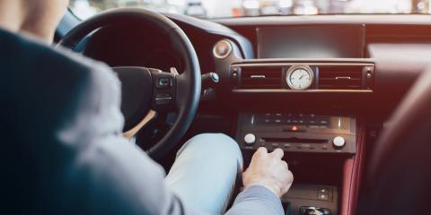 4 Signs Your Transmission Is on the Fritz, Barkhamsted, Connecticut