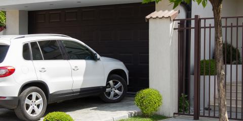 3 Benefits of Installing an Automatic Garage Door Opener, Tomah, Wisconsin