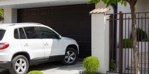 How Automatic Garage Doors Provide Extra Security, Elizabethtown, Kentucky