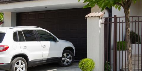 The Benefits of Metal & Wood Automatic Garage Doors, Hilo, Hawaii