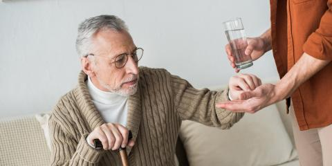 4 Pharmacy Medications That Can Increase Fall Risk In Seniors , Clarksville, Maryland