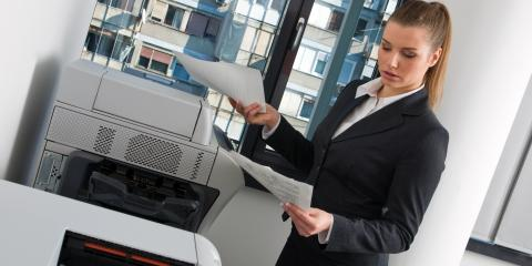 Top 3 Ways Using Office Equipment Can Increase Productivity, Anchorage, Alaska