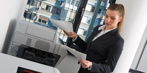 3 Common Printer Issues & Their Solutions, Lubbock, Texas