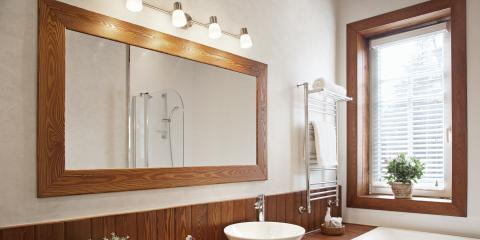 3 Ways to Decorate With Custom Mirrors, Lawrence, Indiana
