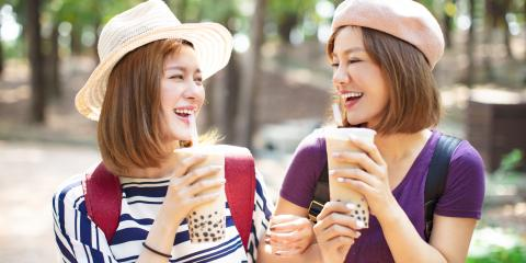 The 3 Steps to Ordering Boba Tea, Honolulu, Hawaii