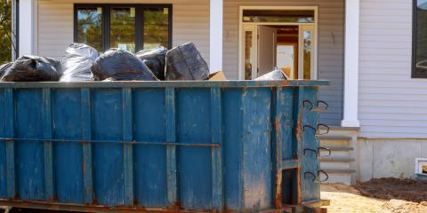 3 Times When Dumpster Rentals Come in Handy, Princeton, West Virginia