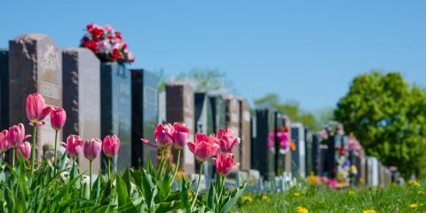 Monument Company Explains 5 Different Types of Gravestones, Le Roy, New York