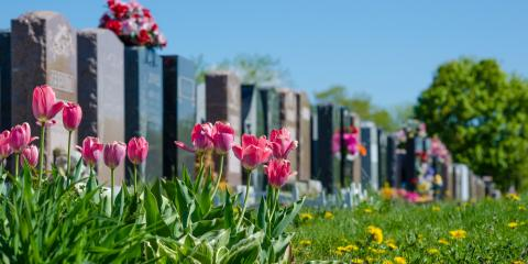 East Haven Funeral Home Offers Advice for Choosing a Monument, East Haven, Connecticut