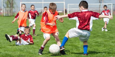 Sports Drinks or Water: Which Is Better for Child Athletes?, Bolivar, Missouri