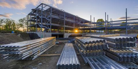 The Top 4 Reasons to Use Steel Instead of Concrete, La Crosse, Wisconsin