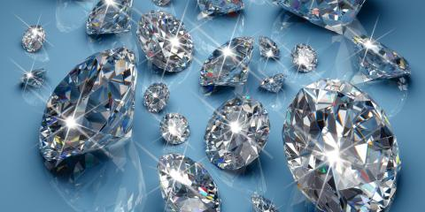 A Jewelry Store's Guide to Buying Diamonds, Blue Ash, Ohio