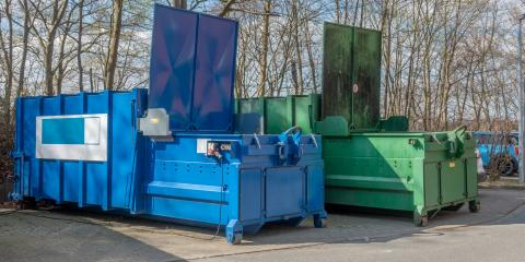 Your Guide to Trash Compactor Types, Asheville, North Carolina