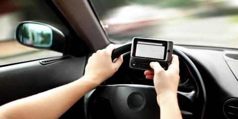 Personal Injury Lawyers Highlight Distracted Driving Awareness Month, Elko, Nevada