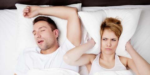 3 Common Causes of Snoring, Lake Havasu City, Arizona