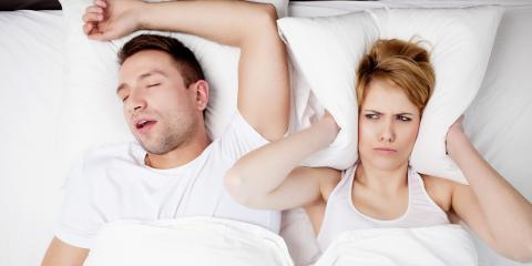 How Does Snoring Affect Your Oral Health?, Montgomery, Ohio