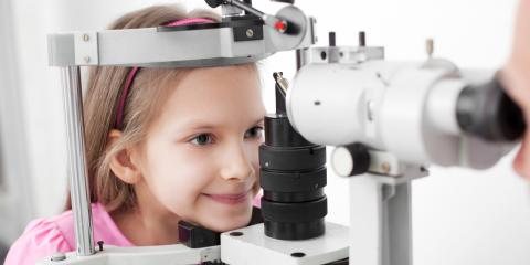 Why Kids Need Eye Exams As They Head Back to School, Russellville, Arkansas