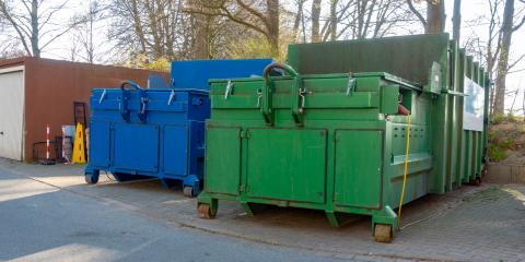 3 Benefits of Commercial Trash Compactors, Franklin, Connecticut