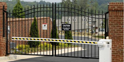 What Kind of Security Gate Operator Is Right for You? , Tacoma, Washington