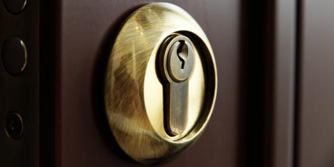 3 Reasons to Re-Key Locks After You Move In, Fairfield, Ohio