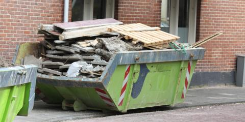 3 Benefits of a Roll-Off Dumpster Rental for a Remodeling Project, Franklin, Connecticut