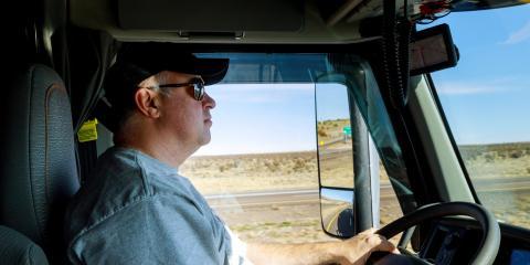A Trucker's Guide to Bug Shields, Fairbanks, Alaska