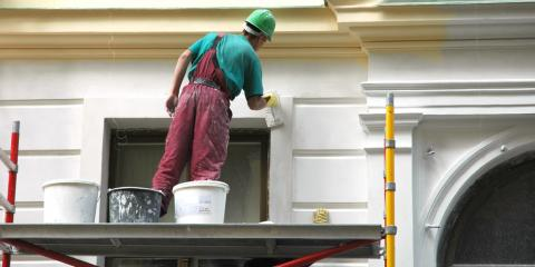 Why You Should Hire a Professional for Exterior Painting, Nelson-Tate-Marble Hill, Georgia