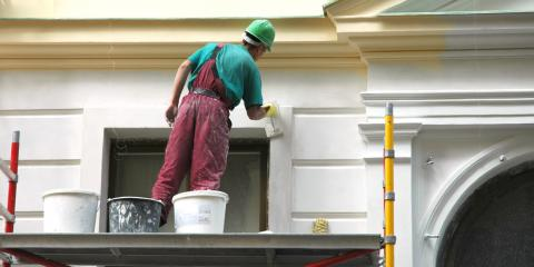 Which Products to Choose for Different Exterior Painting Jobs, Lihue, Hawaii