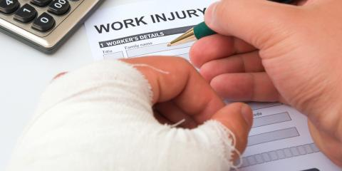 Worker's Compensation FAQs Answered, Rock Hill, South Carolina