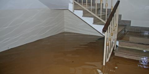 3 Steps to Take After a Basement Floods, Cincinnati, Ohio