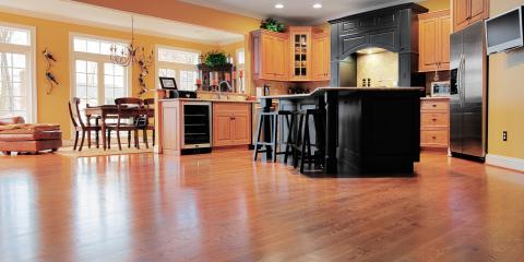 4 Popular Options for Kitchen Flooring, Egg Harbor, Wisconsin