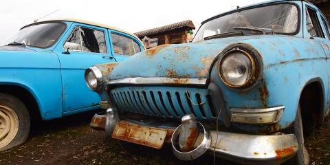 4 Helpful Details to Know About Junk Cars, Barkhamsted, Connecticut
