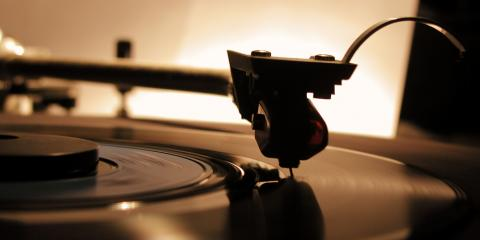 A Brief History of Record Players & Their Influence on Music, Nashville-Davidson, Tennessee