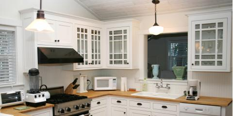 3 Benefits of Glass-Faced Kitchen Cabinets, Lawler, Iowa