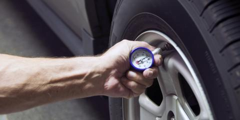 What Should You Know About Tire Pressure During Winter?, Newark, Ohio