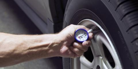 Auto Maintenance Tips: What Should Your Tire Pressure Be?, High Point, North Carolina