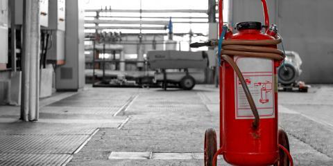 Understanding Different Types of Fire Extinguishers, Anchorage, Alaska