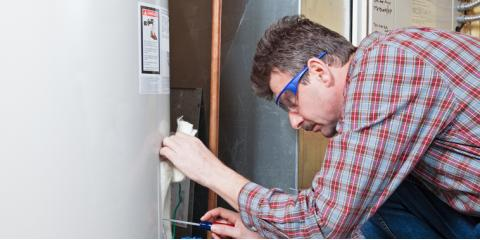 Why You Should Only Let a Professional Work on Your Water Heater , Baltimore, Maryland