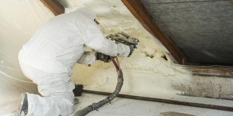 FAQs About Spray Foam Insulation, Dummerston, Vermont