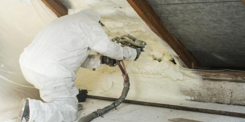 3 Benefits of Urethane Spray Foam Insulation, Lake Havasu City, Arizona