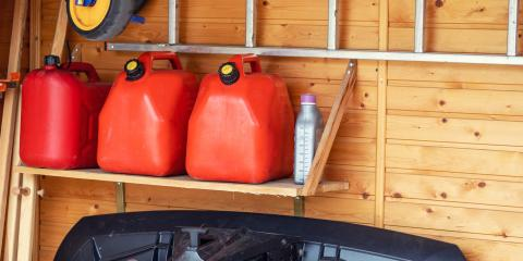 How to Store Diesel Safely at Home, Greece, New York